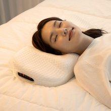 수면참견 무선 목베개안마기 어깨 마사지기 ZP2361
