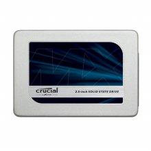마이크론 크루셜 MX500 SSD (500GB) 대원CTS