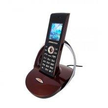 발신자 표시 유무선전화기 AT-S1000 (레드와인)