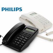 CID 유선 전화기 CRD150 (블랙)