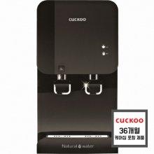 [36개월케어십포함]  큐브 냉온 정수기 하프형 CP-F602HB(블랙)