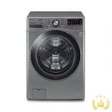 드럼세탁기 F24VDD [24KG/트루스팀/식스모션/DD모터/글라스원형도어/모던스테인리스]