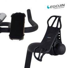 실리콘 핸드폰 거치대 헬스자전거용 스마트폰