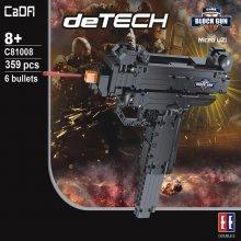 마이크로우지 UZI 359PCS DIY 조립식 블럭총