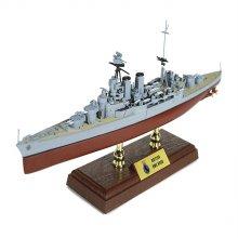 1/700 British HMS 후드 순양함 모형