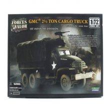 1/72 GMC 1944년 노르망디상륙작전 1/2 TON 카고트럭 조립킷