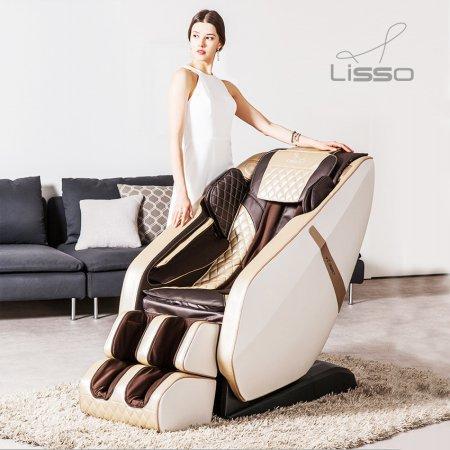 [36개월무이자전용] 月38,611원[36개월할부] 리쏘 이데아(S급 리퍼) 안마의자 LS-7200 슬림형으로 좁은 공간에도 설치가 가능한 프리미엄 안마의자