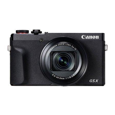 [최상급 리퍼상품 단순변심 / L.POINT 5만점 증정] 파워샷 G5X MARKⅡ 하이엔드 카메라 [블랙]