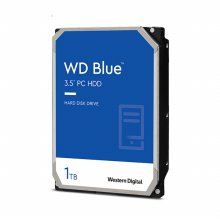 WD BLUE (WD10EZEX) 3.5 SATA HDD (1TB)