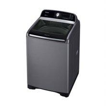 일반세탁기 WWF21GDRK [21KG/마이크로버블/슬라이드안전도어/대용량세탁/후면컨트롤패널/초강력입체물살/실버]