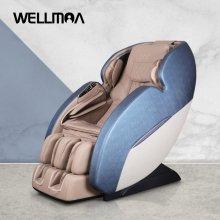 신제품 출시 쏠플러스 안마의자 HCW-5500S (애쉬블루)