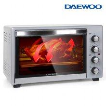 컨벡션 전기오븐 DEO-A4500 (실버, 45리터)
