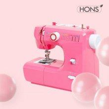 가정용 멀티재봉틀 한땀한땀 비비드 HSSM-3500P (핑크)