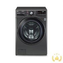 드럼 세탁기 F21KDD [21KG/인공지능맞춤/식스모션/5방향 터보샷/스팀스타일링/블랙스테인리스]
