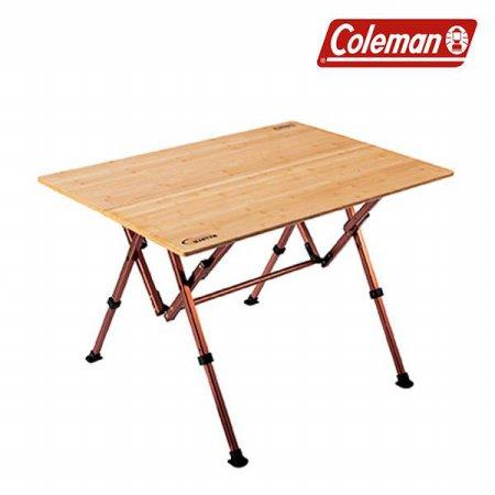 콜맨 C/M 뱀부 라운지 테이블 100 2000017006