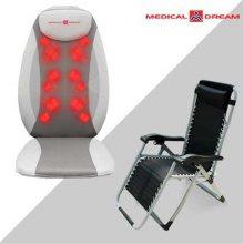 KMD980(EB10) 시원한 3D등롤러 머사지 + 접이식 리클라이닝 의자
