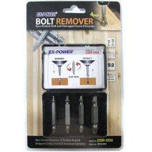 EX-POWER 볼트리무버 마모된 나사분리 EBR 004 (4PCS)