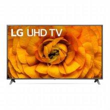 [최대혜택가 2,186,000][해외직구]LG 218cm 4K 스마트 UHD TV 86UN8570AUD (세금+배송비+스탠드설치비 포함)