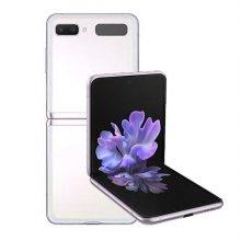 [자급제] 갤럭시Z플립 5G, 미스틱화이트, 256GB, SM-F707NZWAKOO