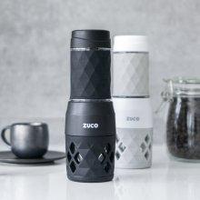 휴대용 커피 에스프레소 머신 메이커 블랙 ZCC-0514CB