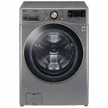 드럼 세탁기 F24VDSD (24kg, 트루스팀, 식스모션, DD모터, 모던스테인리스)