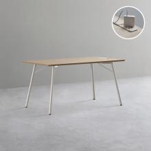 DSBD814A 4인 테이블 (콘센트형) (1400*800)