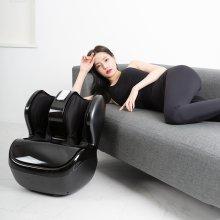 레그 더 프라임 종아리 발마사지기 공기압 다리안마기 ZP2543BK (블랙)