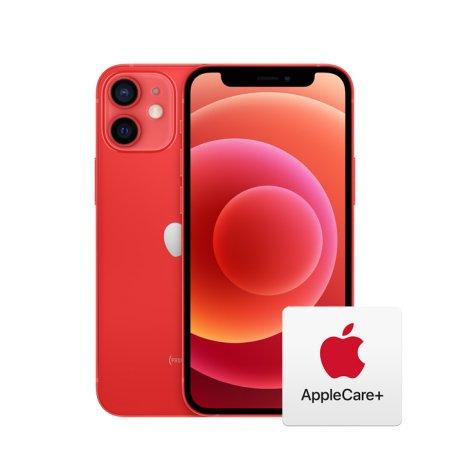 [자급제, AppleCare+ 포함] 아이폰12, 128GB, 레드