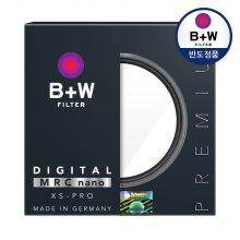 [B+W] 007 Neutral MRC nano XS-PRO 58mm 카메라 렌즈 필터