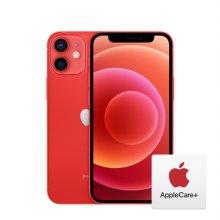 [자급제, AppleCare+ 포함] 아이폰12 미니, 256GB, 레드