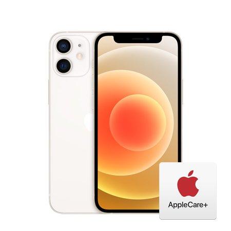[자급제, AppleCare+ 포함] 아이폰12 미니, 256GB, 화이트