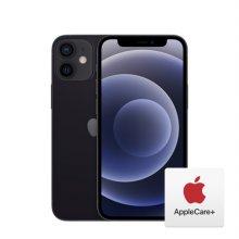 [자급제, AppleCare+ 포함] 아이폰12 미니, 128GB, 블랙