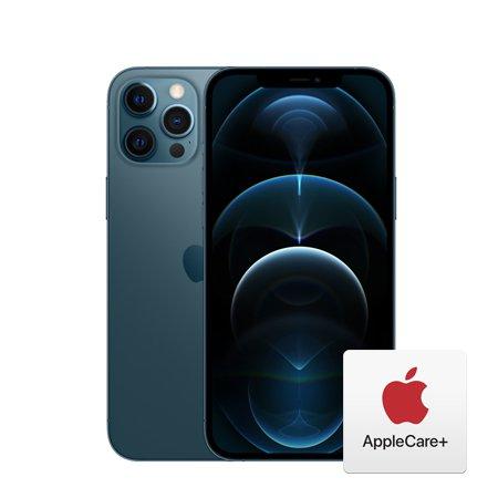 [자급제, AppleCare+ 포함] 아이폰12 Pro Max, 256GB, 퍼시픽블루