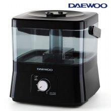 대우_ 간편세척 가습기 DEH-X3000 (블랙, 7리터 대용량)