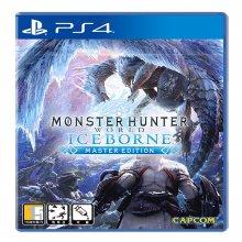 PS4 몬스터헌터월드 아이스본마스터에디션