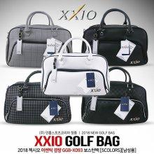 젝시오 GGB-X093 어쎈틱 경량 보스턴백 [5COLORS][남성용]