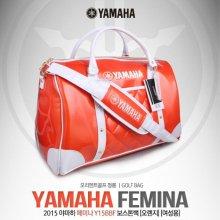 야마하 FEMINA(페미나) Y15BBF 보스톤백 [오렌지][여성용]