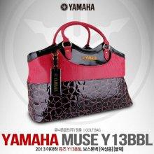 야마하 MUSE(뮤즈) Y13BBL 보스톤백 [블랙/여성용]