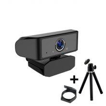 펭카 웹캠 방송용 스터디 화상회의 온라인수업 200만화소[PCWEB200A]