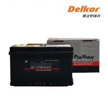 델코 DIN60L 배터리반납조건