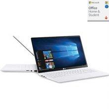[오피스] LG 그램15 15Z995-L.AR2MK 노트북 인텔 10세대 펜티엄 8GB 256GB Win10H 15inch(화이트)