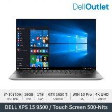[공식리퍼] XPS 15 9500/노트북/i7-10750H/GTX1650Ti/UHD/16GB/1TB