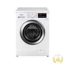 드럼 세탁기 WWD09RDWK [9KG/스피드UP/스타드럼/크롬도어/저소음저진동시스템/화이트]