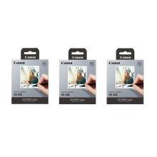 SELPHY SQUARE QX-10 전용 스티커 인화지 3EA 패키지 XS-20L(3PKG)[60매]