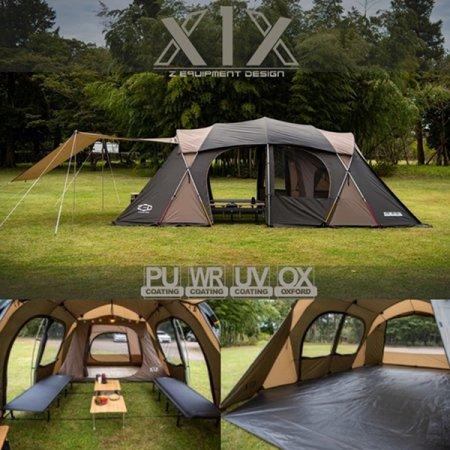 [제드]제드 엑스원엑스 (X1X)텐트 ZHATE0314 투룸 거실형 4계절 동계