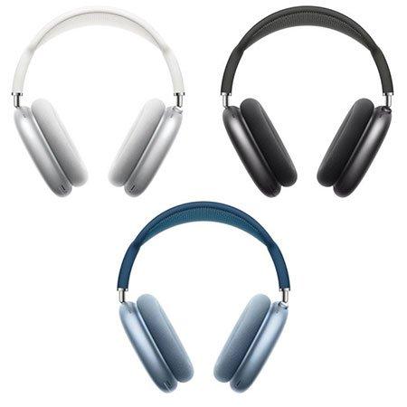 에어팟 맥스 노이즈캔슬링 무선 헤드폰[5가지 색상]