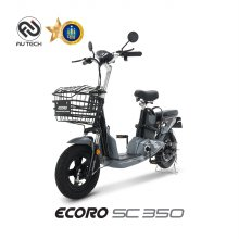 AU테크 에코로 SC350 48V 17.5Ah 2인용 전기/전동스쿠터