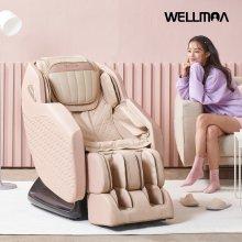 웰모아 큐빅 안마의자 HCW-6100PK 핑크