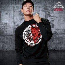 위프와프 스포츠웨어 맨투맨 티셔츠 남성 RL70225/2736A5