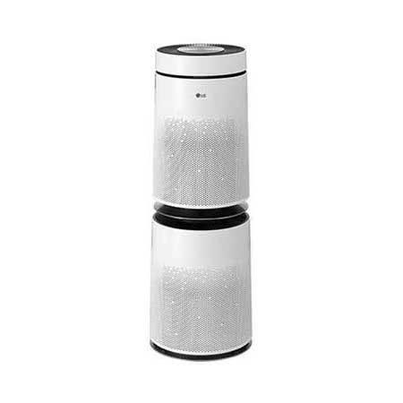 퓨리케어 360° 공기청정기 플러스 AS301DWFH [100m²/크리미 스노우/21년형]